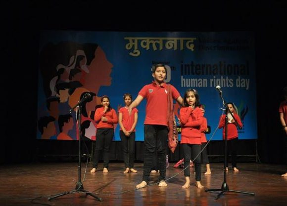 International Human Rights Day – 10 December – Dwarka