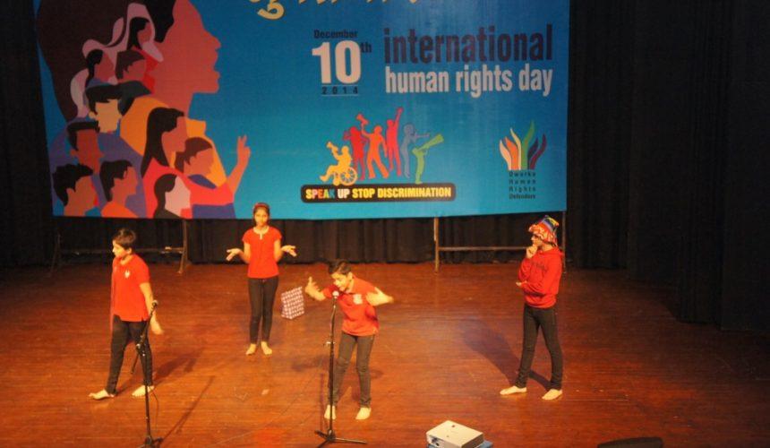 16 days of activism against violence against women' Campaign
